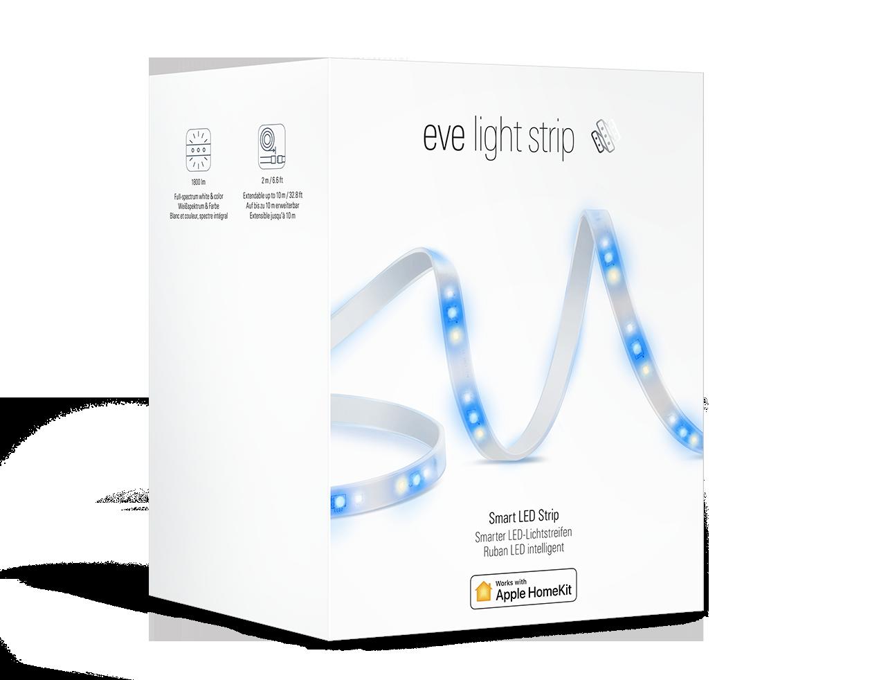Eve Light Strip | evehome com