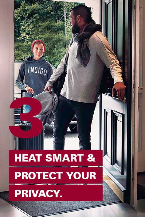 Eve Thermo: Heat smart and protect your privacy.