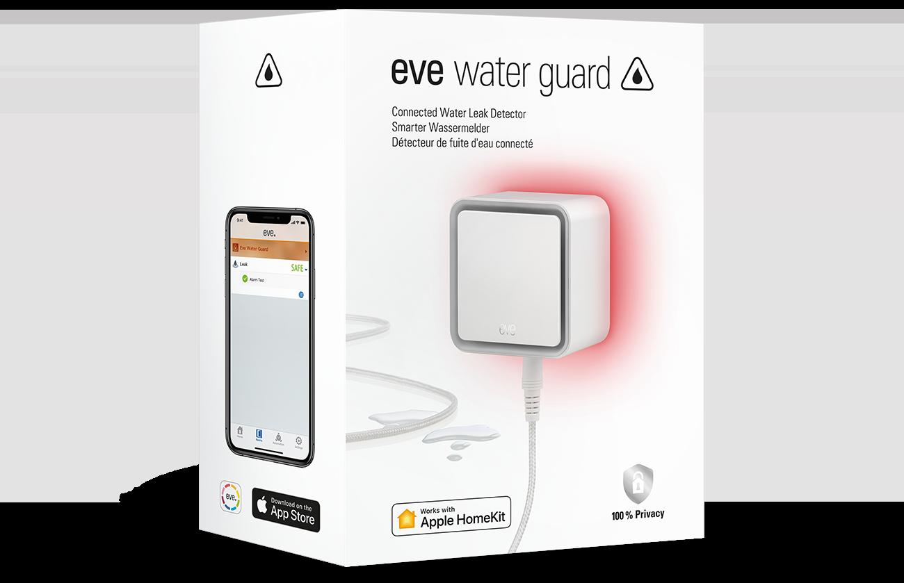 Eve Water Guard | evehome.com