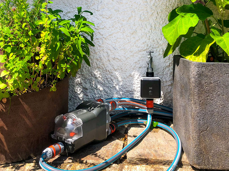 Smart Water Micro Home Drip Automatic Irrigation System Sprinkler Controller