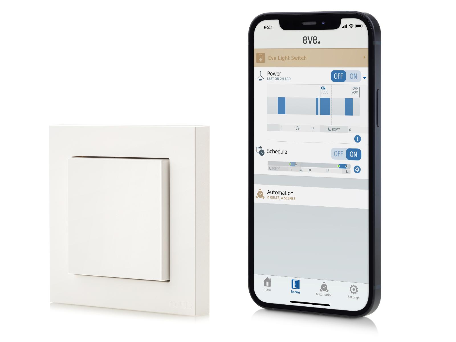 Eve Light Switch (EU)