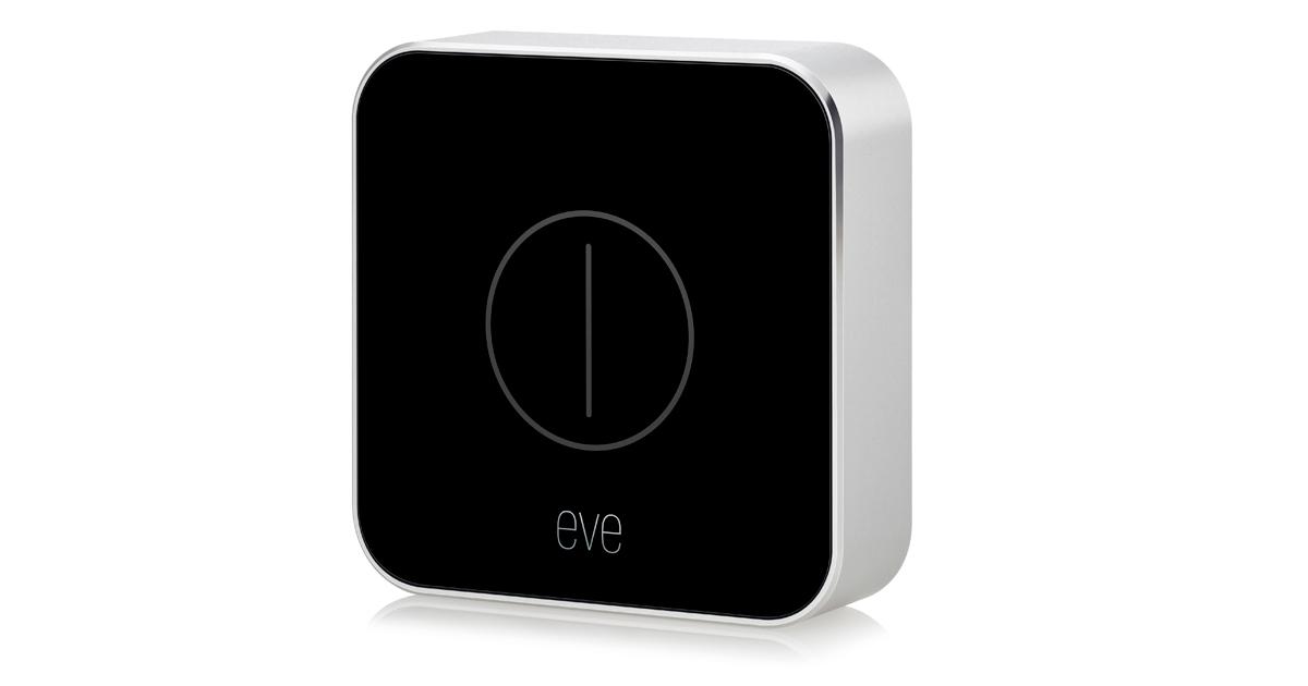Przycisk Eve - nowy sposób kontrolowania inteligentnego domu